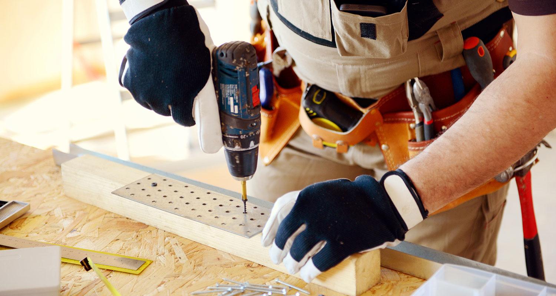 Nicolas a conçu les deux premiers prototypes de trottibox en bois, en une journée.